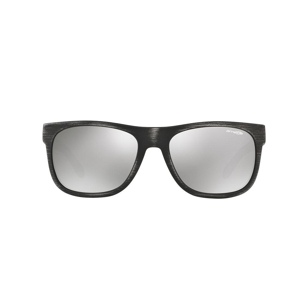 Arnette Fire Drill Lite AN4206 57mm Square Mirror Sunglasses