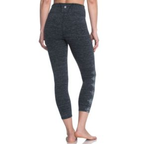 Women's Gaiam Om Prism Yoga Capri Leggings