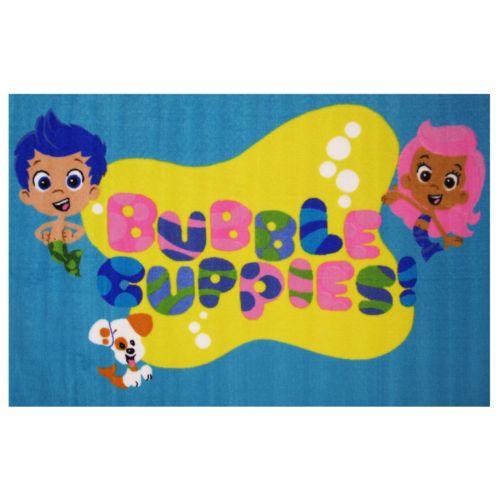 """Fun Rugs """"Bubble Guppies"""" Rug – 3'3"""" x 4'10"""""""