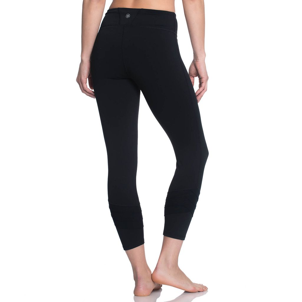 Women's Gaiam Om Inspire Yoga Capri Leggings