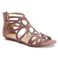 LC Lauren Conrad Glossy Women's Sandals