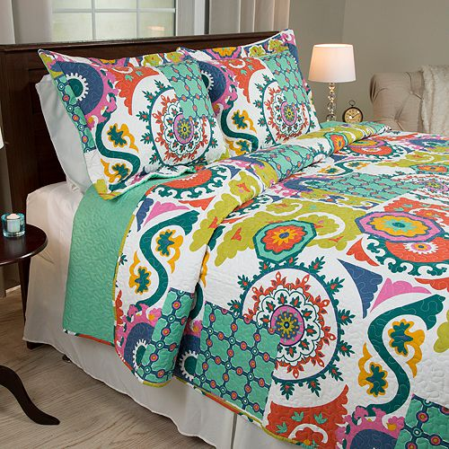 Portsmouth Home Sybil Quilt Set