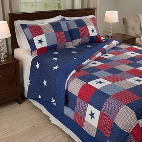 Portsmouth Home Caroline Quilt Set