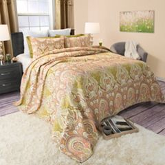Portsmouth Home Ava Quilt Set