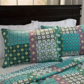 Portsmouth Home Tala Cotton Quilt Set
