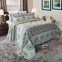 Portsmouth Home Muna Cotton Quilt Set