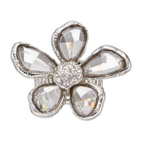 Flower Stretch Ring