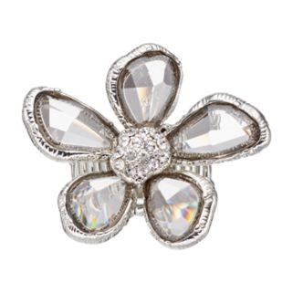 Flower Stretch Ring