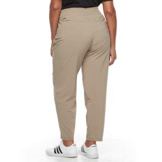 Plus Size Columbia Deer Park Straight-Leg Pants