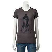 Juniors' DC Comics Batman Figure Graphic Tee