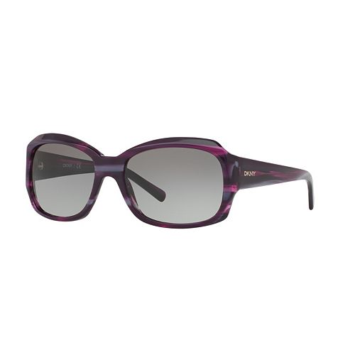 DKNY Essentials DY4048 55mm Rectangle Sunglasses