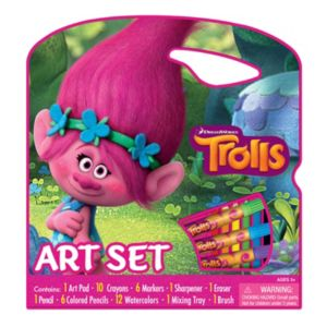 DreamWorks Trolls Art Set