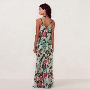 Women's LC Lauren Conrad Beach Shop Maxi Cover-Up