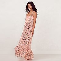Women's LC Lauren Conrad Beach Shop Maxi Cover-Up