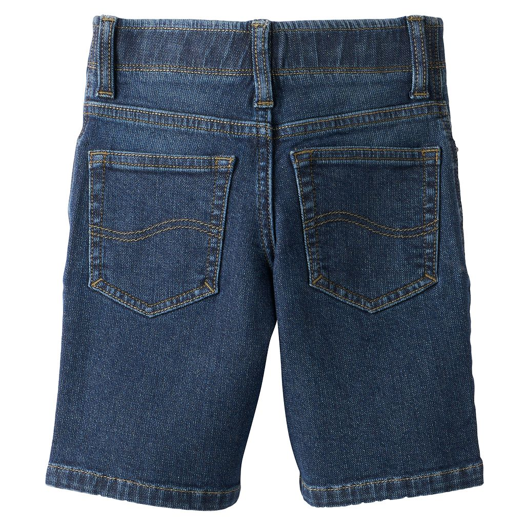 Boys 4-7x Lee Relaxed Fit Jean Shorts