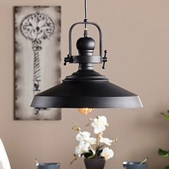 Sazs Industrial Bell Pendant Lamp