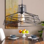 Forstman Wire Cage Pendant Lamp