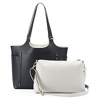 Rosetti Karen 4-Poster Shoulder Bag with Crossbody Bag