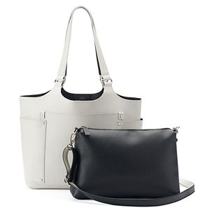 Rosetti Karen 4-Poster Shoulder Bag with Crossbody Bag