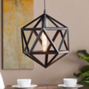 Pearson Geometric Cage Pendant Lamp