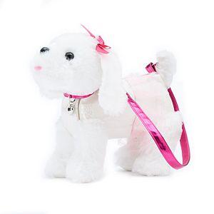 Girls Sparkly Cockapoo Puppy Bag