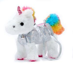 Girls Sparkly Unicorn Bag