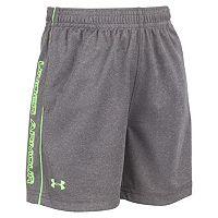 Boys 4-7 Under Armour Logo Zinger Shorts