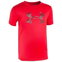 Boys 4-7 Under Armour Linear Logo Graphic Tee