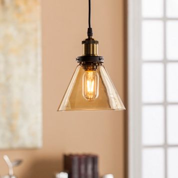 Zut Colored Glass Mini Pendant Lamp
