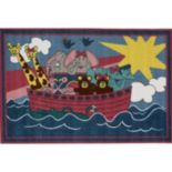 Fun Rugs Fun Time Noah's Ark Rug - 2'7'' x 3'11''