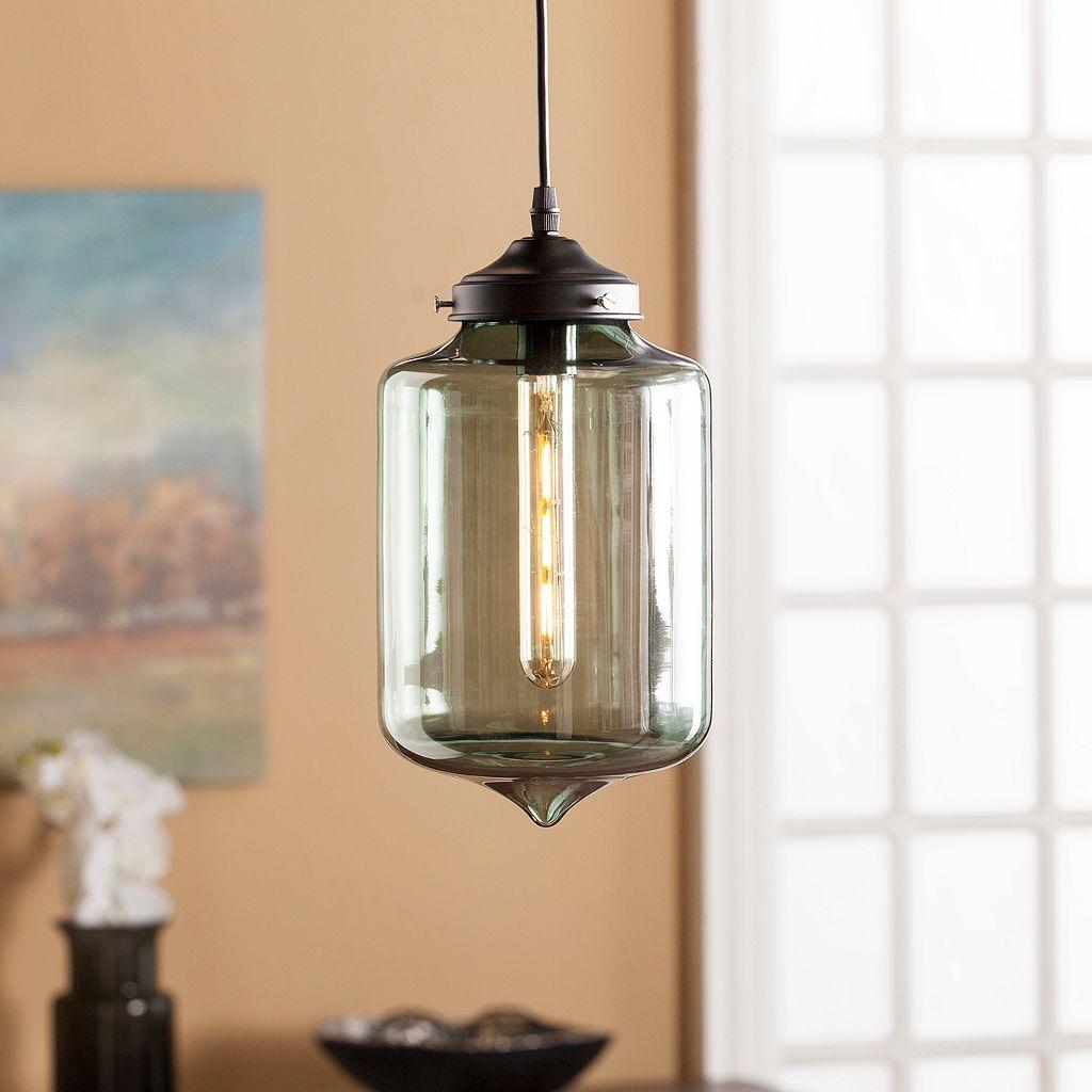 Sibeal Colored Glass Pendant Lamp
