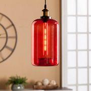 Cassius Colored Glass Mini Pendant Lamp