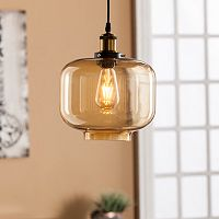 Marta Colored Glass Pendant Lamp