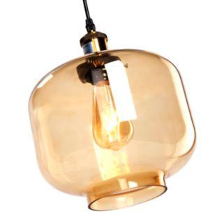 Marta Colored Glass Pendant Lamp