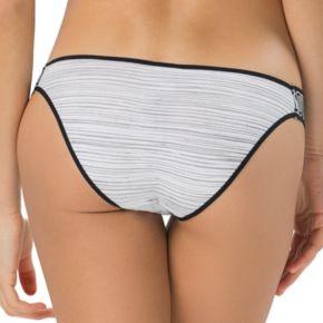 Juniors' SO® Love Elastic Bikini Panty