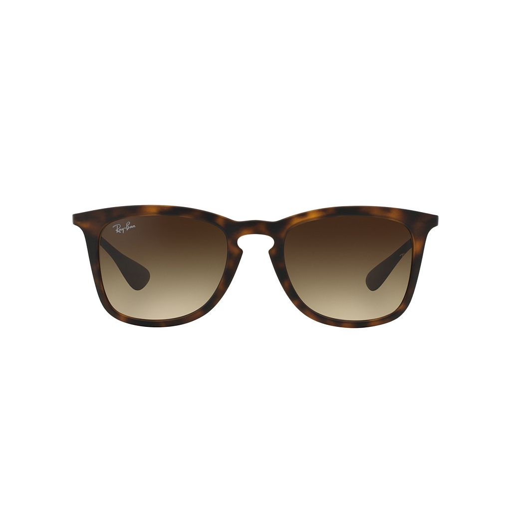 Ray-Ban Youngster RB4221 50mm Square Gradient Sunglasses