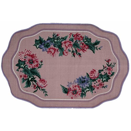 Fun Rugs Fun Time Country Festival Floral Rug - 3'3'' x 4'10''