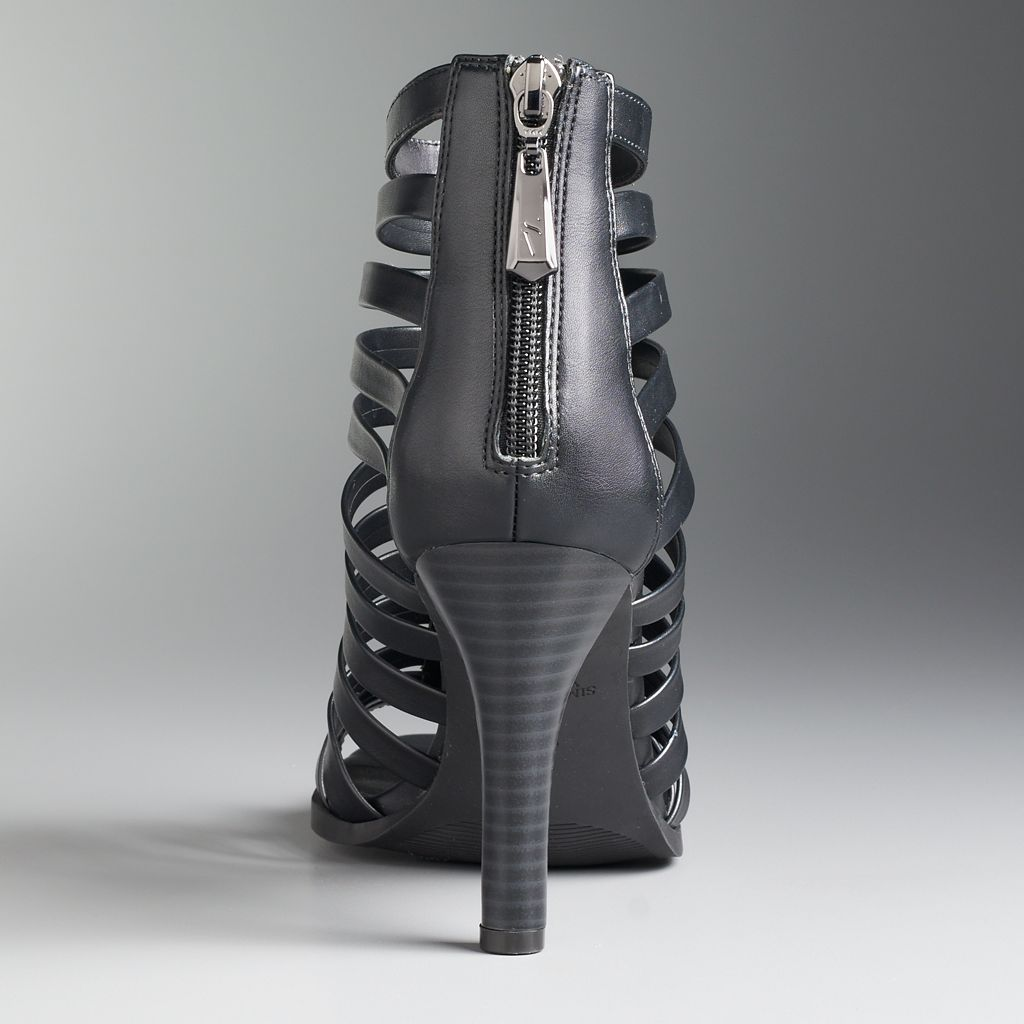 Simply Vera Vera Wang Phyllis Women's High Heels