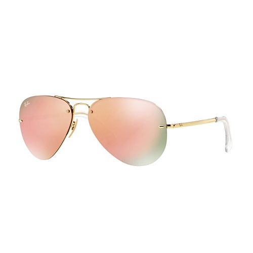 Ray-Ban Highstreet Mirror Sunglasses