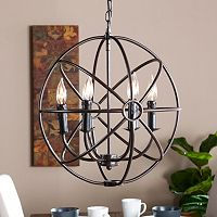 Benson 6-Light Orb Pendant Lamp