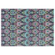 Momeni Heavenly Ikat Paisley Rug