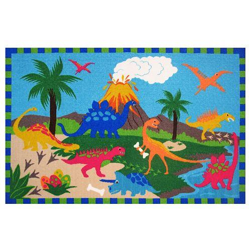 Fun Rugs Fun Time Jurassic World Rug - 3'3'' x 4'10''