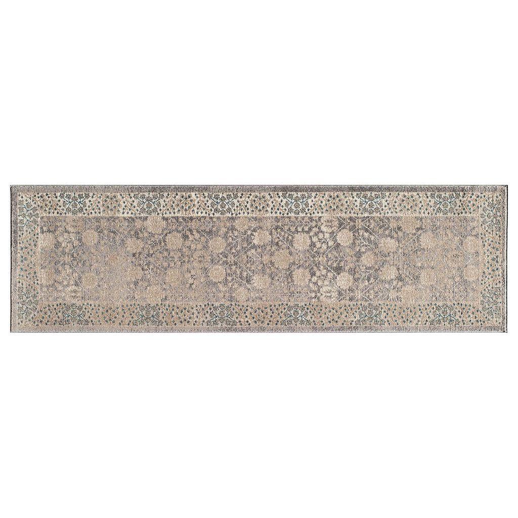 Momeni Kerman Framed Floral Rug