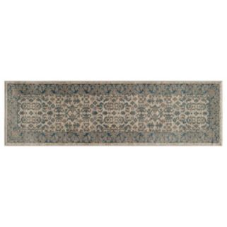 Momeni Kerman Framed Ornamental Rug