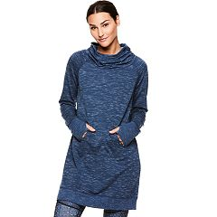 Women's Gaiam Serene Fleece Yoga Dress
