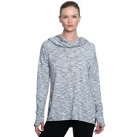 Women's Gaiam Relaxed Long Sleeve Yoga Top