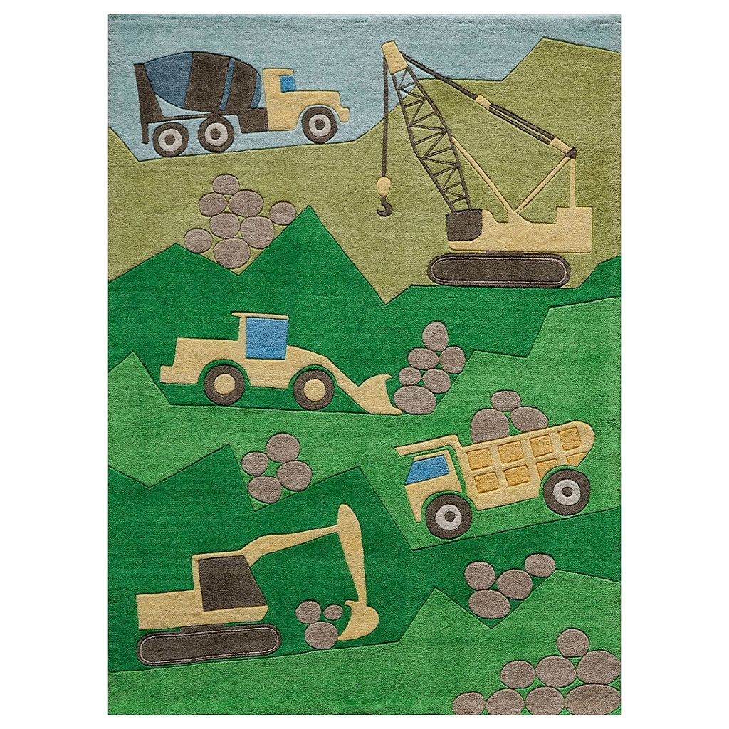 Momeni Lil Mo Whimsy Construction Rug