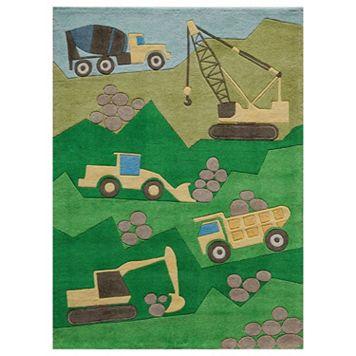 Momeni Lil Mo Whimsy Construction Rug