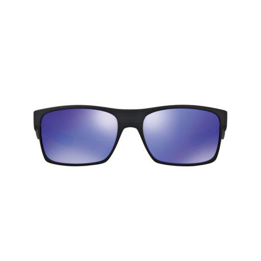 Oakley Twoface OO9189 60mm Rectangle Sunglasses