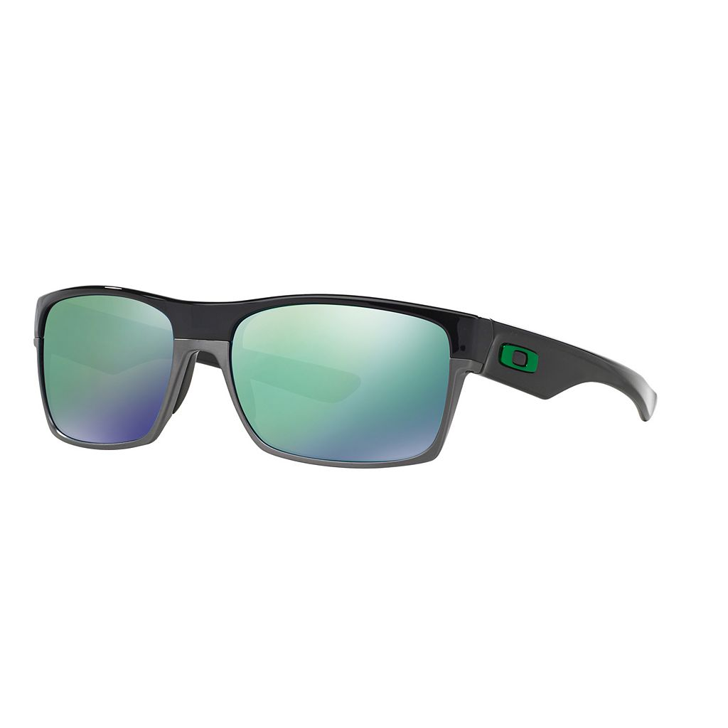 Oakley Twoface OO9189 60mm Rectangle Sunglasses
